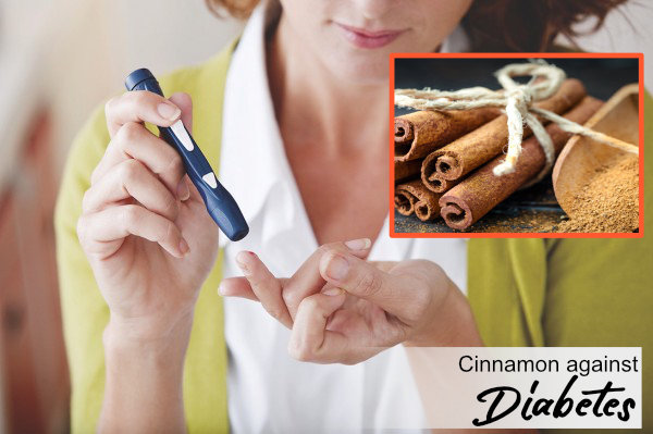 Cinnamon against Diabetes