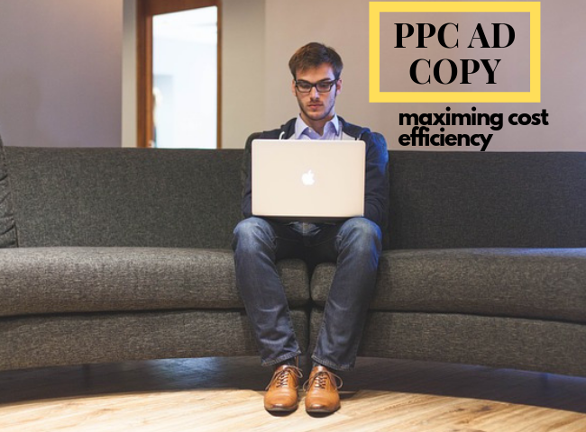 Developing ad copy for PPC